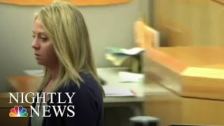 Amber Guyger Found Guilty Of Murder In Neighbor's Shooting Death | NBC Nightly News