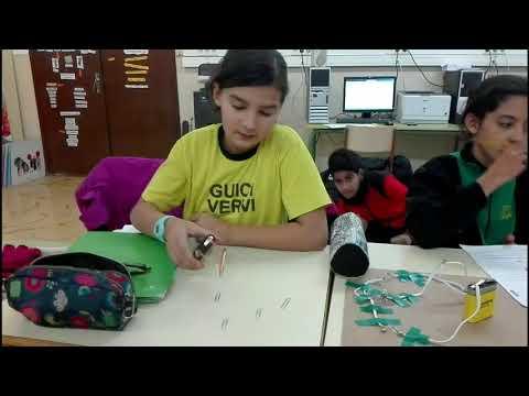Electroimant - Escola de Guimerà