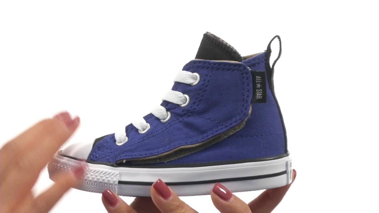 Converse Kids Chuck Taylor All Star Simple Step Toddler High