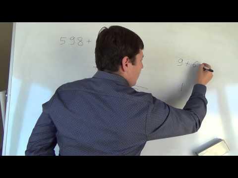 Математика 4 класс. 4 сентября. Сложение трехзначных чисел 2