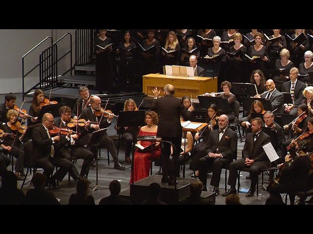 Handel's Messiah Part 1 - La Jolla Symphony and Chorus