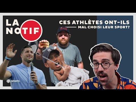 Ces athlètes ont-ils mal choisi leur sport?