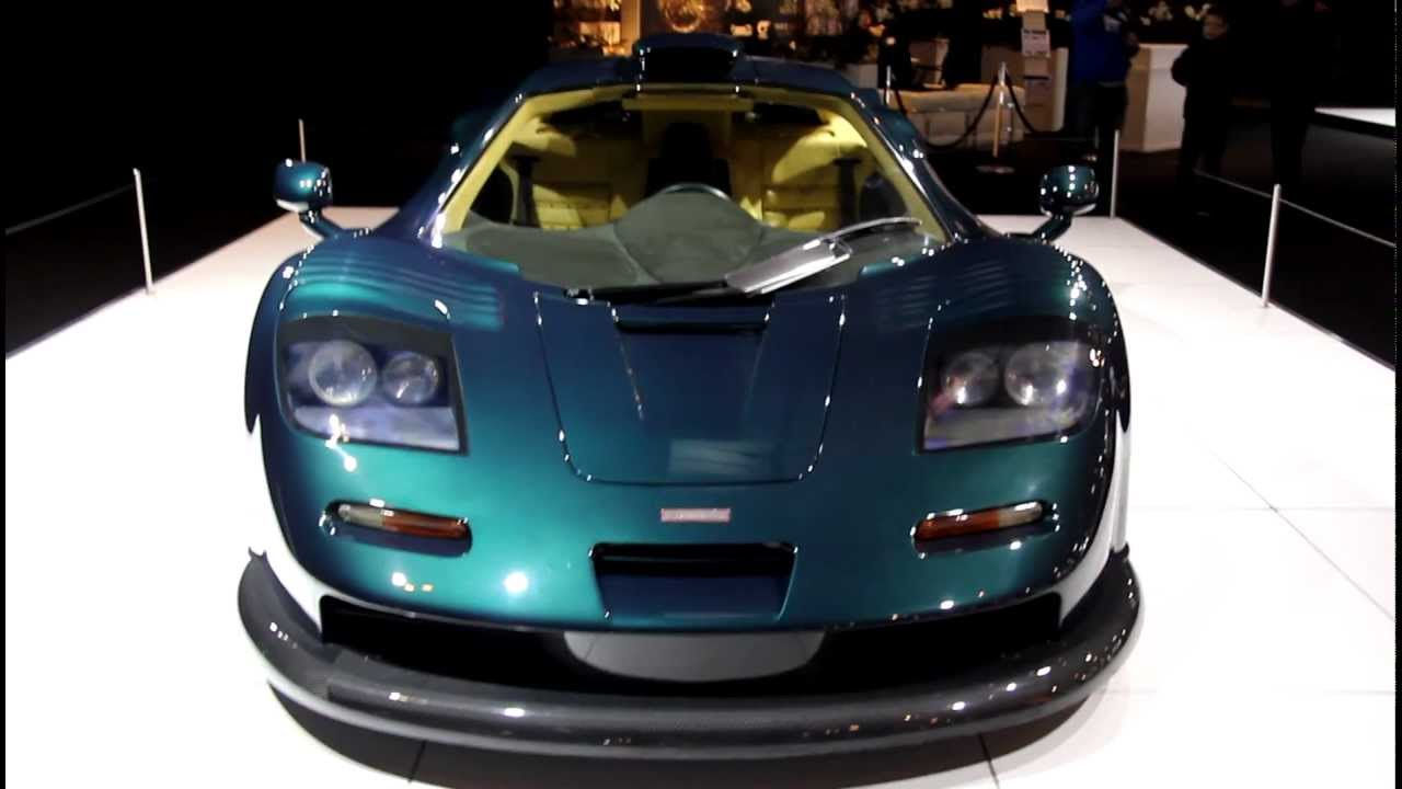 The Rarest Most Expensive Hypercar In The World Mclaren Gt