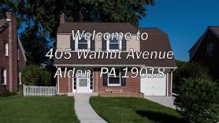 405 Walnut Avenue - Aldan, PA 19018