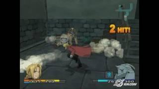 Fullmetal Alchemist 2: Curse of the Crimson Elixir