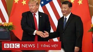 Áp lực với Trung Quốc và ông Tập trước hội nghị G20? - BBC News Tiếng Việt