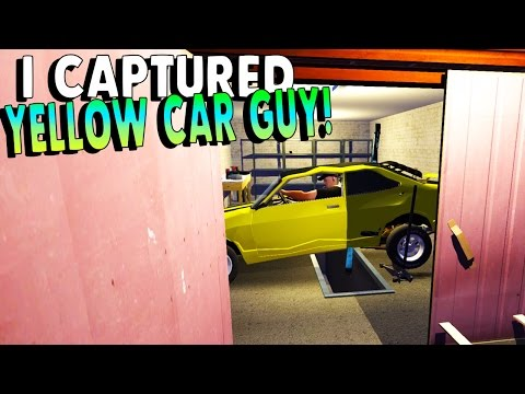My Summer Car Gameplay | KEEPING THE YELLOW CAR GUY AS A PET