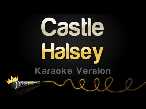 Halsey - Castle (Karaoke Version)