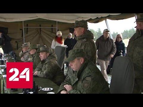 Страны ОДКБ провели совместные учения в Нижнем Новгороде - Россия 24