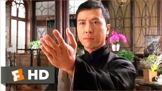 Ip Man (2010) - Ip Man vs. Master Shin Scene (3/10) | Movieclips