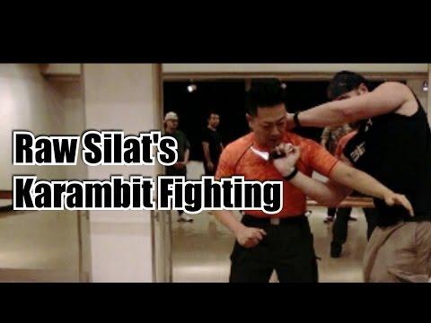 Karambit vs Knife! Fun footage and cool tricks! Luke Holloway in Osaka (Japan)