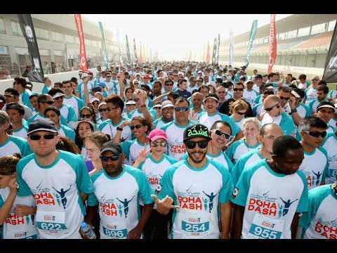 Dolphin Energy Doha Dash 2015