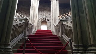 GHOSTLY ACTIVITY INSIDE TERRIFYING MARGAM CASTLE