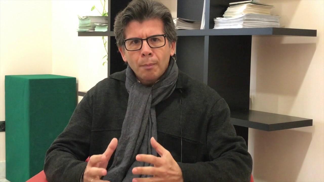 Cristóbal López, coordinador de Cristianos Socialistas