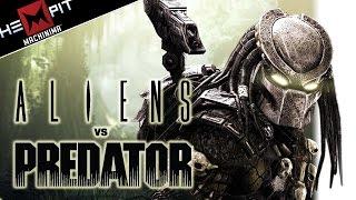 Aliens Vs Predator Multiplayer Gameplay Deathmatch Predator PS3