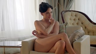 Sherlock meets the naked Irene Adler - Sherlock Series 2 - BBC