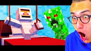 INSANE MINECRAFT THE MOVIE ANIMATION!