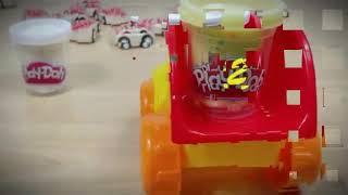 Toy Happy TV-Play Doh