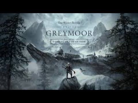 The Elder Scrolls Online GreyMoor The Dark Heart of Skyrim-Official Cinematic Trailer |