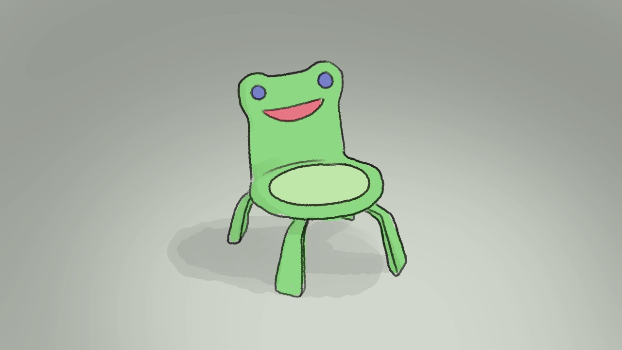 Froggy Chair Youtube