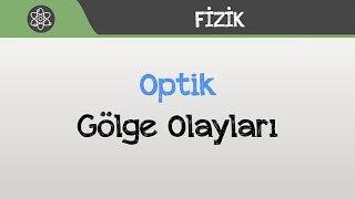 Optik - Gölge Olayları