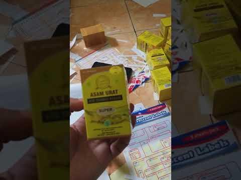 Asam Urat Super Ath Thibbun Nabawi ORI Proses Pemesanan 085692076265