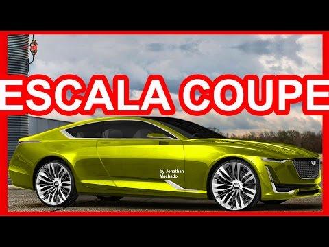 2019 Cadillac Escala Convertible | Doovi