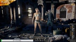 PlayerUnknown's Battlegrounds (ЧЕЛЛЕНДЖ для прекрасных дам!)