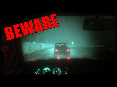 Beware - SOMEONE IS CHASING MY CAR - HORROR DRIVING GAME