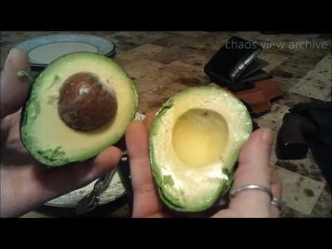 Organic Food Vs Non Organic Food: A Mexican Avocado Vs A Californian Avocado