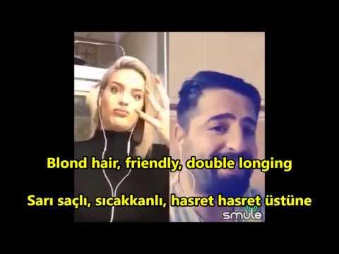 Anne Marie & Cizreli Mehmet Ali - Ciao Adios  İngilizce-Türkçe Altyazı (English-Turkish Subtitle)