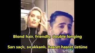 Скачать Anne Marie Cizreli Mehmet Ali Ciao Adios İngilizce Türkçe Altyazı English Turkish Subtitle