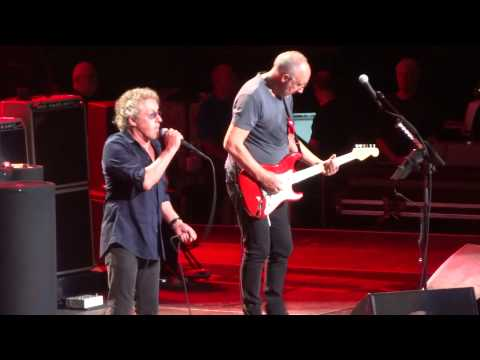 """""""A Quick One (While He's Away)"""" The Who@Wells Fargo Center Philadelphia 5/17/15"""