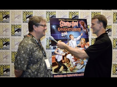 Doug Murphy Interview for Scooby Doo and the Gourmet Ghost Premiere at SDCC Mp3