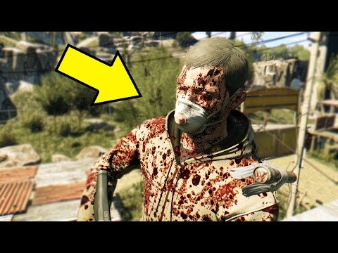 ZOMBIE BLOOD EVERY WHERE!! (Dying Light Gameplay The Following DLC)