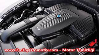 Motor Temizliği, Oto Motor Temizleme - www.3mesyotomotiv.com