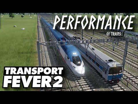 PERFORMANCE RANKING | Transport Fever 2 |