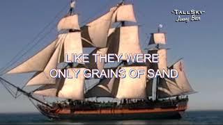 The Anchor Holds Instrumental w/ lyrics