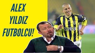 Sergen Yalçın - Alex Yıldız Futbolcu! / Beşiktaş'ın Stadı Beşiktaş'ta Olur!