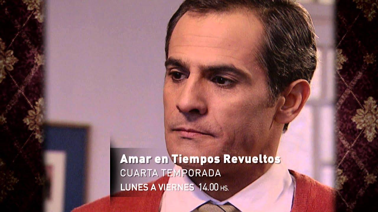 Adelanto - Amar en tiempos revueltos - Lunes a viernes a las 14.00
