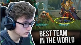 STILL BEST TEAM - Liquid Show How to Aggressive | Dota 2