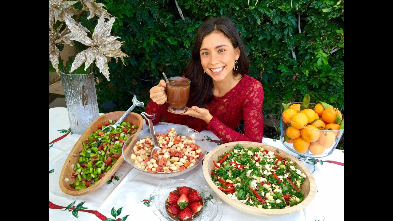 My raw vegan christmas dinner youtube my raw vegan christmas dinner forumfinder Image collections