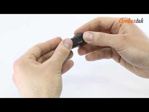 Мини видеокамера Ambertek Q7N FullHD1080p