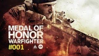 Lets Play Medal of Honor Warfighter #001  Deutsch Walkthrough Gameplay PS3