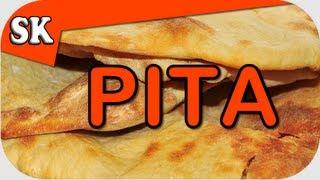 Pita Bread Recipe - Homemade Pita Pockets