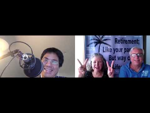 What a lifetime of travel taught these retirees over 3 decades, w Billy & Akaisha Kaderli (HYW043)