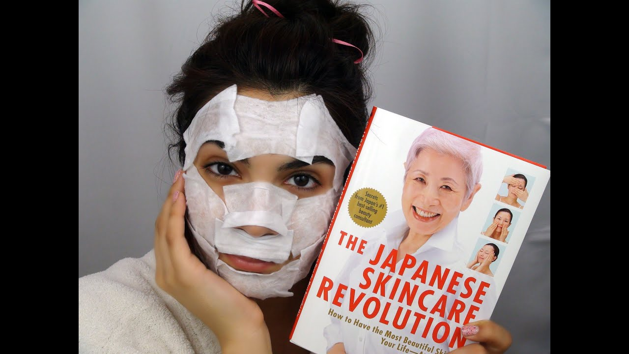 Lotion mask from the japanese skincare revolution youtube fandeluxe