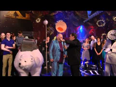 Astrologer jonathan Cainer with Jools Holland - New years Eve