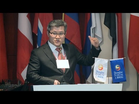 "[2014 Shanghai Forum] Kang Myung-Koo ""When the Bubble Pops"""