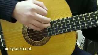 Бой шестерка на гитаре